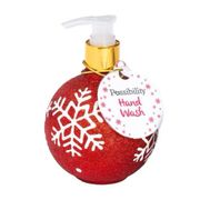 Possibility Red Snowflake Hand Wash 350ml