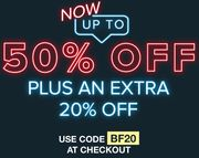 Extra 20% off 50% off Sale
