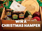 Win a Branston Christmas Hamper for a Person of Your Choice