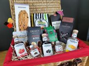 Win a Christmas Hamper of Gin, Delicious Treats and Snacks