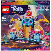LEGO Trolls Volcano Rock City: Concert Playset