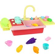 Kids Sink Running Water and Play Food PRIME