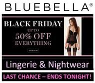 Last Chance! BLUEBELLA BLACK FRIDAY SALE - ENDS TONIGHT!