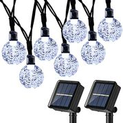 Price Drop! Outdoor Solar String Lights 21 Ft 30 LED - Pack of 2