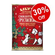 Lily's Kitchen Three Bird Feast - 30% Off!
