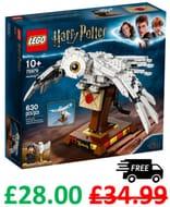 LEGO HARRY POTTER - HEDWIG *4.9 STARS* (75979)