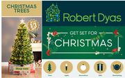 Special Offer - ROBERT DYAS Christmas Shop Deals - Trees, Lights, Decorations...