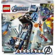 SAVE £12 LEGO Marvel Avengers Tower Battle (76166)