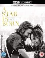 A Star is Born (Blu-ray + 4K UHD) (Used)