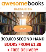 CHEAP! 300,000 Second Hand Books from £1.88 + FREE DELIVERY