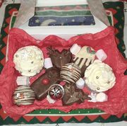 Christmas Eve Treat Boxes