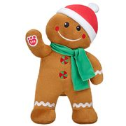 Gingerbread Buddy Hat & Scarf Gift Set