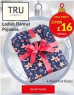 Nightwear & Nightgowns 2 for £16