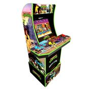 Arcade1Up: Teenage Mutant Ninja Turtles Cabinet including Riser - Only £249.99!