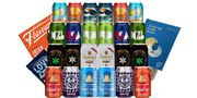 24 Craft Beers Only £29.95 + Free Delivery (New Accounts Only) NO SUBSCRIPTION!