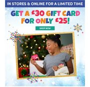 Build-a-Bear £30 Gift Card for £25 and Huge Sale!