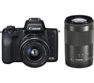 *SAVE £130* CANON EOS M50 Mirrorless Camera & Lens Bundle