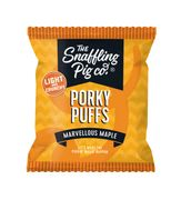 Case of 35 Porky Puff Packets (Short-Dated 31/12/2020)