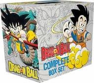 Dragon Ball Complete Box Set: Vols. 1-16 (Manga/Comics)