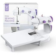 DEAL STACK - KPCB 201 Mini Sewing Machine with Extension Table + 20% Coupon
