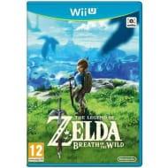 The Legend of Zelda: Breath of the Wild (Nintendo Wii U) (Used)