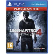 Uncharted 4: PlayStation Hits for PlayStation 4 - Only £7!