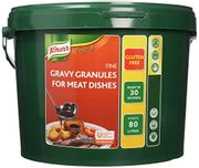 Knorr Gluten Free Gravy Granules for Meat Dishes, 80 L
