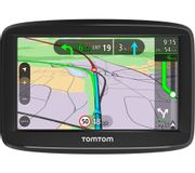 "*SAVE £20* TOMTOM via 52 5"" Sat Nav - Full Europe Maps"