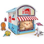 Cat Playhouse - Kiosk