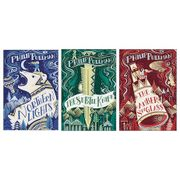 His Dark Materials Gift Editions Pack of 3