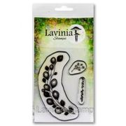 Lavinia - Clear Stamp - Floral Wreath