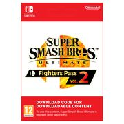 Switch Super Smash Bros. Ultimate: Fighters Pass Vol. 2 £19.85 at ShopTo