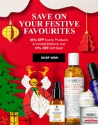 20% off Iconic Products and Limited Edition and 10% off Gift Sets