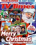 6 Issues of TV times for £1 Delivered with Code!