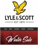 Lyle & Scott Winter Sale - up to 50% OFF