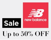 NEW BALANCE - January Sale - up to 50% OFF