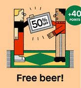 50% off Your First Crate of Craft Beer!