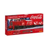 Hornby Coca Cola Christmas Train Set
