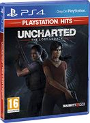 PS4 Uncharted: The Lost Legacy PlayStation Hits £7 (Prime) at Amazon