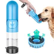TSYMO Dog - Portable Pet Water Dispenser with Activated Carbon Filter Bottle
