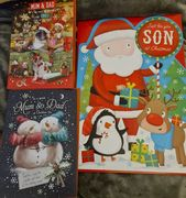 Save 50% off All Christmas Stuff ( Wrap , Cards , Gift Bags , Tags ,Candles)