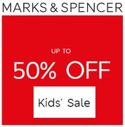 M&S Kids Clothing SALE - up to 50% Off