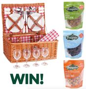 WIN a Christmas Hamper Full of Mediterranean Moments!