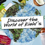 Get up to 30% off Kiehl's Favourites!