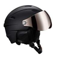 Adjustable Sport Helmet with Detachable Ski Goggles (Size Medium Only)