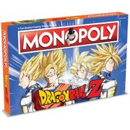 SAVE £5 Monopoly Board Game - Dragon Ball Z Edition