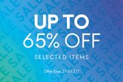 Up to 65% Off in the Viners January Sale