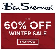 Ben Sherman - WINTER SALE - up to 60% OFF
