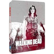 Cheap The Walking Dead Season 9 Steelbook at Zavvi