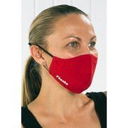 Personalised Reusable Adults Red Face Mask £5.78 Delivered